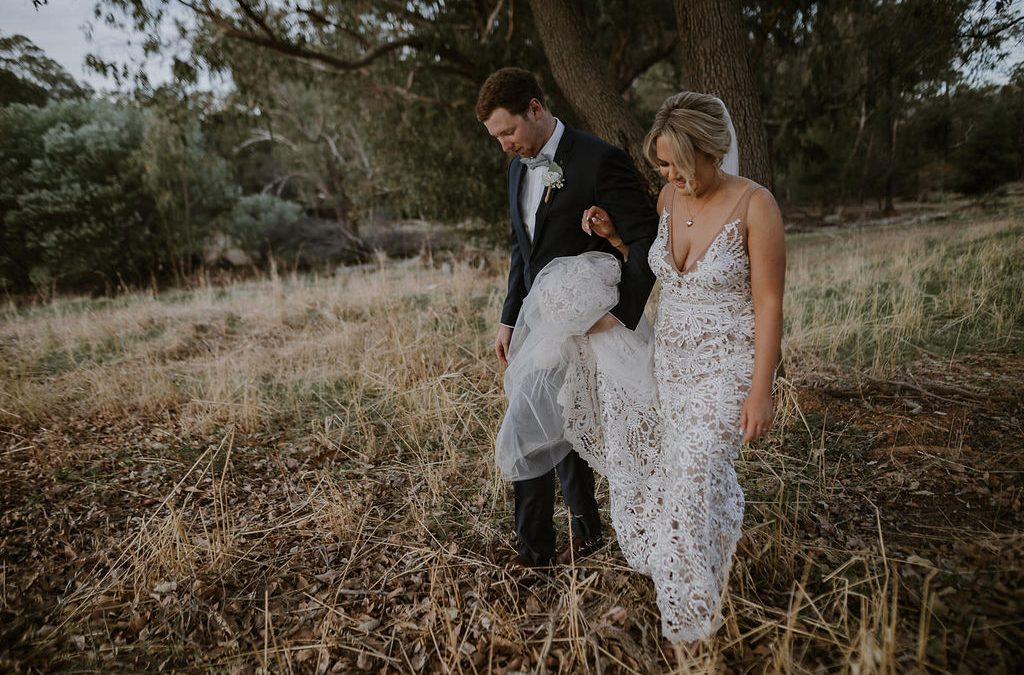 Amy + Jason | Fairbridge Village